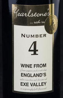 Yearlstone Number 4 Label