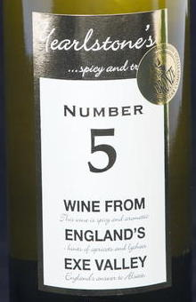 Yearlstone Number 5 Label