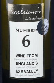 Yearlstone Number 6 Label