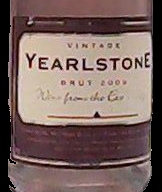 Yearlstone Fizz 2006 Label